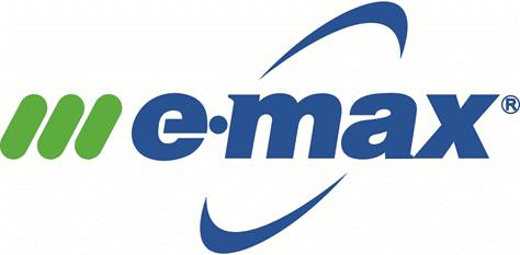 E-Max Aust logo