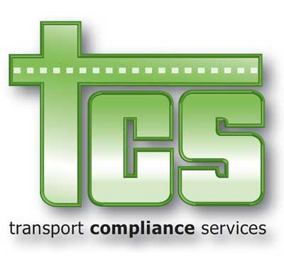 Transport Compliance Services (TCS) logo